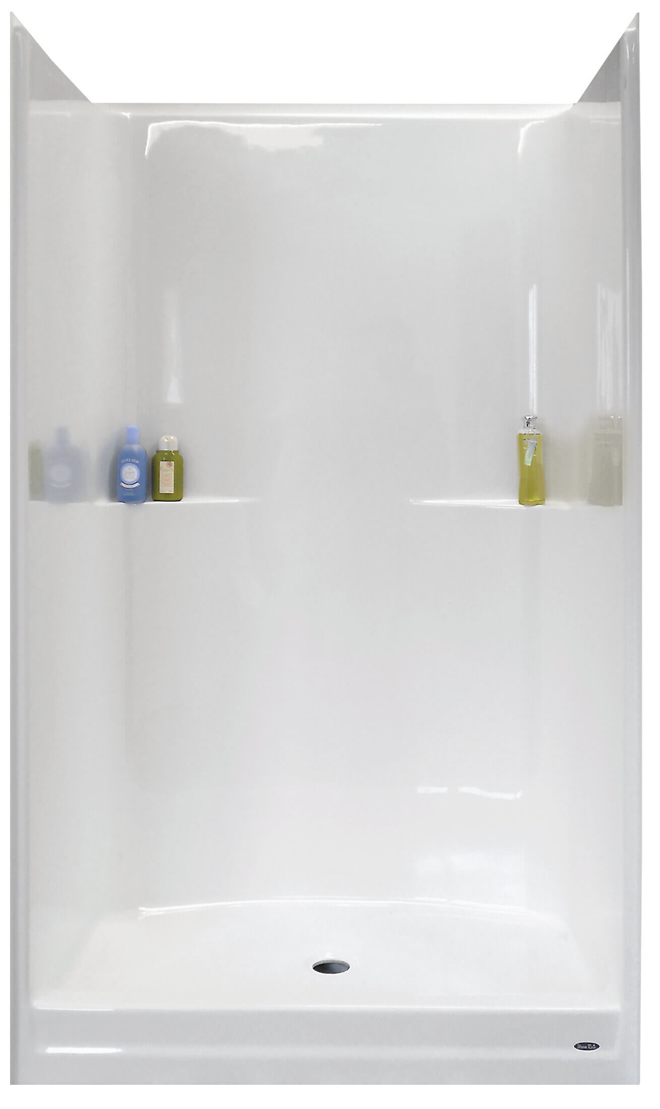 Home Products Shower - 1-Piece E-48 Back