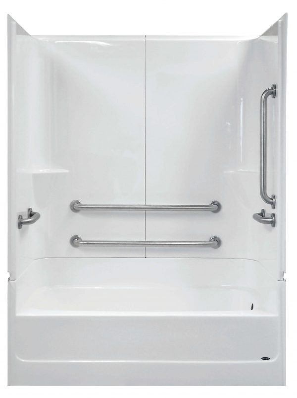 H-330 & H-331 Friendly Tub Showers