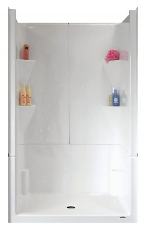 WR-248-FF Shower 3 Piece