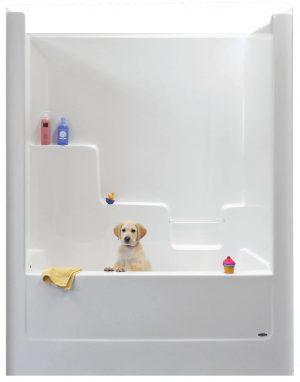 WR 544-D & WR 545-D Tub Shower